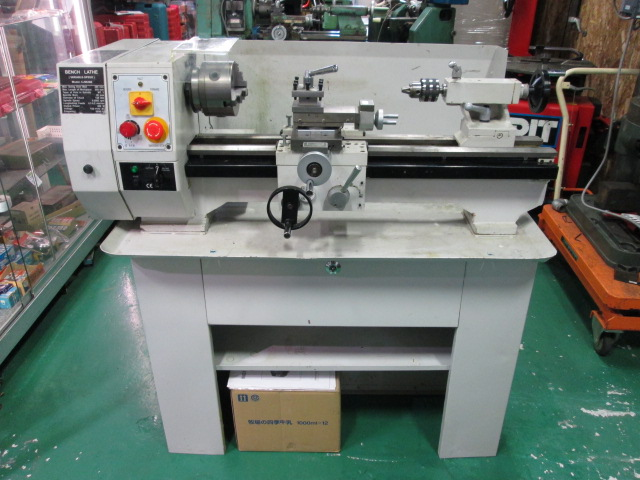 SIEG 1 三重にて、機械工具 SIEG  卓上小形旋盤 C6B を買取いたしました。