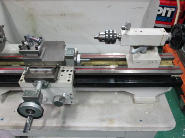 SIEG 3 三重にて、機械工具 SIEG  卓上小形旋盤 C6B を買取いたしました。