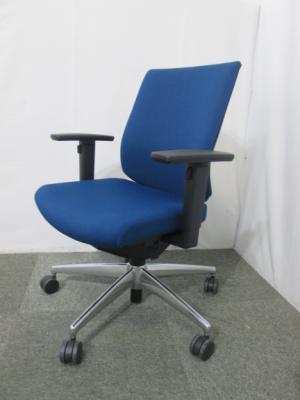 CR GA1863 三重にて、オフィス家具  コクヨ ハイバック肘付きウィザード2チェアを買取いたしました。