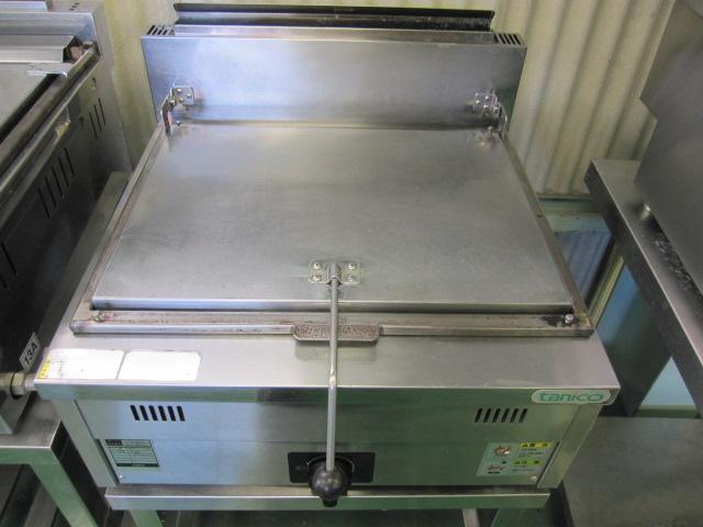 N TCZ 6060G 三重にて、厨房機器、タニコー 卓上餃子グリラー N TCZ 6060Gを買い取りいたしました。