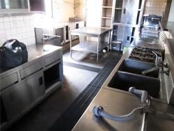 choubou sho3 厨房機器処分