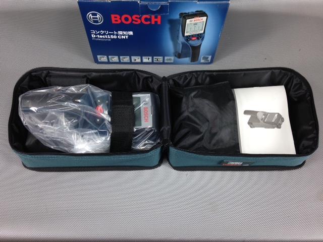 D tect150CNT 岐阜にて 工具、ボッシュ製、ウォールスキャナD tect150CNTを買い取りいたしました。