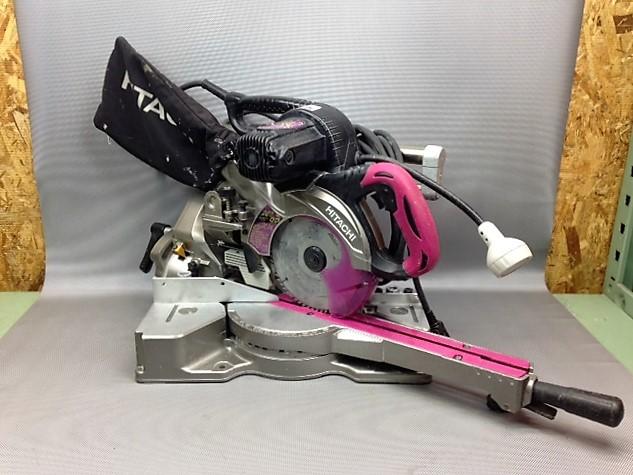 C6RSHC 岐阜にて 工具、日立工機 165mmレーザー付スライドマルノコ C6RSHCを買い取りいたしました。