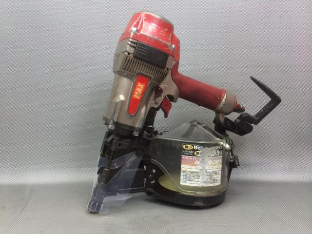 HN 90N1 岐阜にて 工具、MAX 高圧釘打ち機 スーパーネイラ HN 90N1を買い取りいたしました。