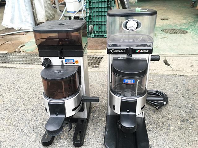 FMI MILL 岐阜にて、厨房機器 FMI ラ・チンバリー専用ミルを2点買取いたしました。