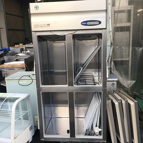 HRF 90ZT 愛知にて、厨房機器 ホシザキ 業務用冷凍冷蔵庫 HRF 90ZT買取いたしました。