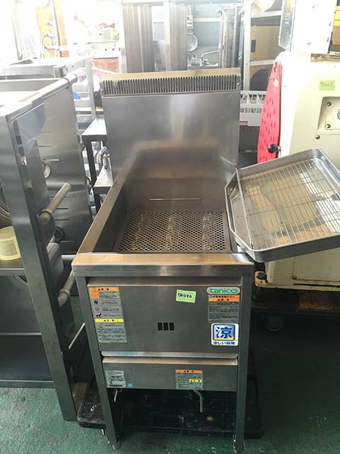 NB TGFL C45 愛知にて、厨房機器、タニコー ガスフライヤー NB TGFL C45を買取いたしました。