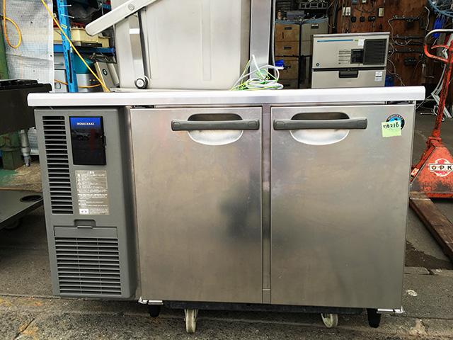 RT 115MTF 岐阜にて、厨房機器 冷蔵コールドテーブル RT 115MTF買取いたしました。
