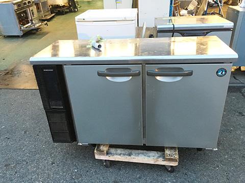 RT 120PTE 三重にて、厨房機器、ホシザキ電機 冷蔵コールドテーブル RT 120PTEを買取いたしました。