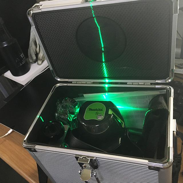 SK310GPZ 岐阜にて、工具 マキタ レーザー墨出し器 SK310GPZを買い取りいたしました。