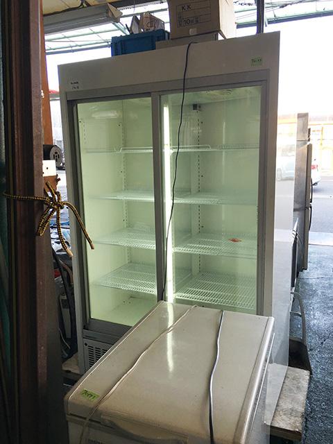 SRM RV419A 岐阜にて、厨房機器 パナソニック 冷凍ショーケース SRM RV419Aを買取いたしました。