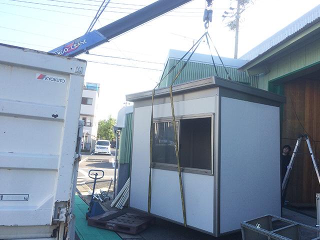 YHN 30 2 工具 ヨドコウ製3畳ヨドハウス Nタイプを買取致しました。