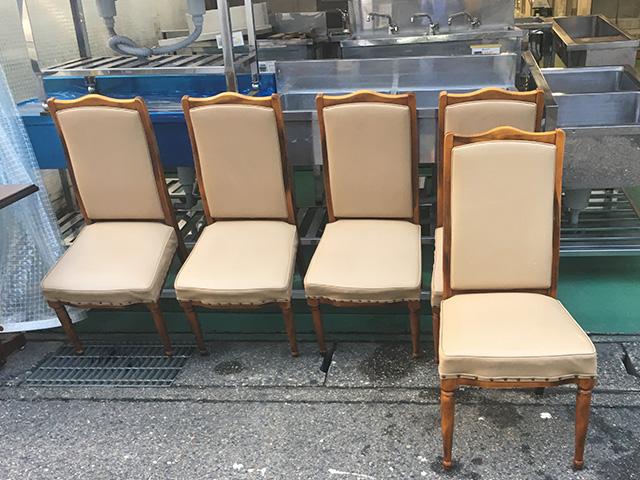 chair 三重にて、厨房機器 店舗用家具多数買取致しました。