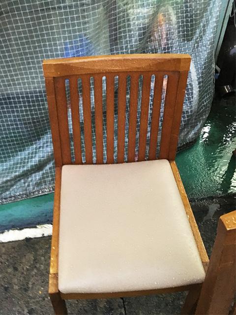 chair 2 愛知にて、厨房機器 店舗用イス大量買取致しました。
