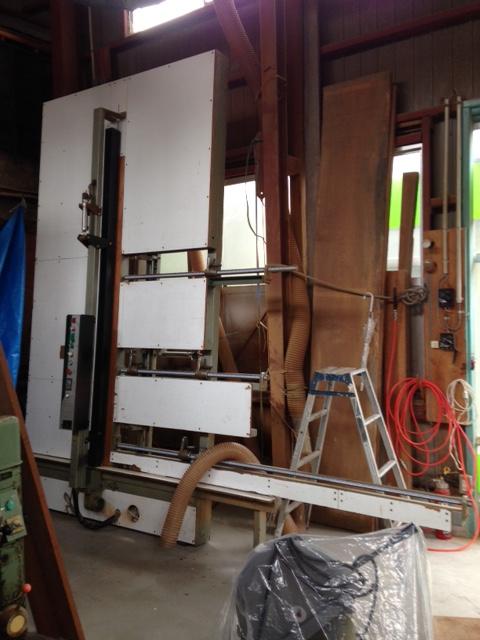 panel 愛知の木工所より、工具、パネルソー、テーブルソーを買取いたしました。