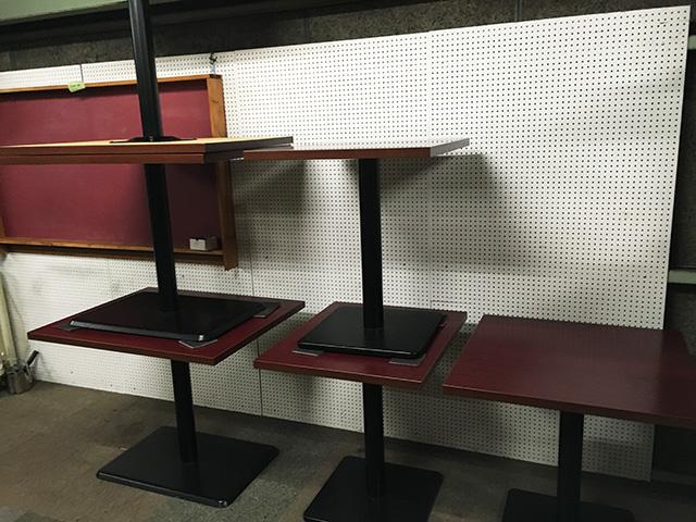 table1 愛知にて、厨房機器 店舗用家具多数買取致しました。