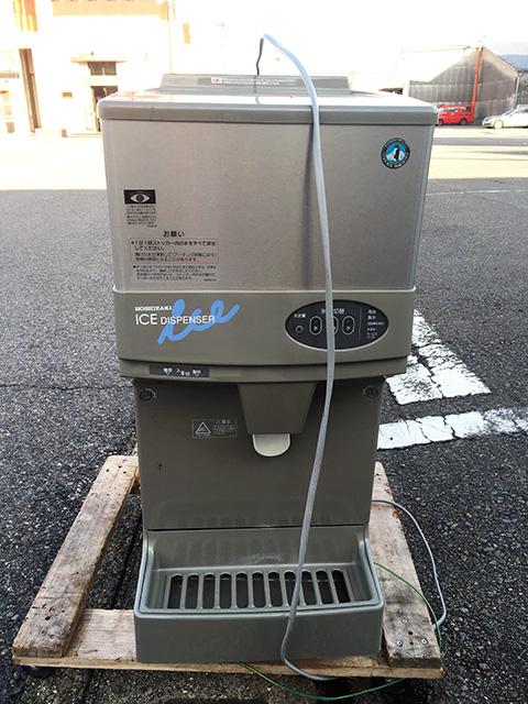 DCM 115G 愛知にて、厨房機器 ホシザキ電機 チップアイスディスペンサー DCM 115Gを買取いたしました。