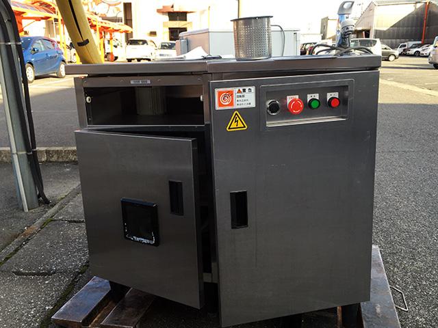 GP 5000 岐阜にて、厨房機器、トリニティータークインターナショナル ガーベッジセパレーター GP 5000を買取いたしました。