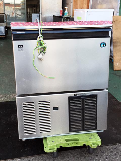IM 45M 岐阜にて、厨房機器、ホシザキ電機 45kg 製氷機 IM 45Mを買取いたしました。