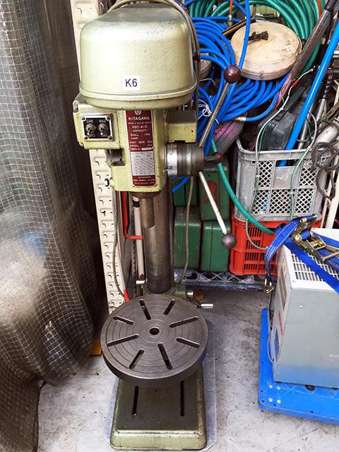 KDT 410 2 三重にて、工具 北川 タッピングボール KDT 410を買い取りいたしました。