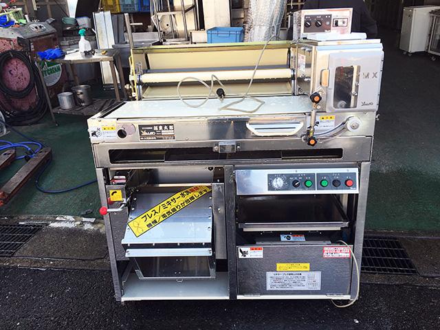 MX1083A 三重にて、厨房機器、大和製作所 手打ち製麺機 MX1083Aを買取いたしました。
