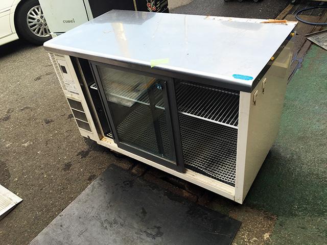 RTS 120STB2 1 愛知にて、厨房機器、ホシザキ電機 冷蔵ショーケース RTS 120STB2を入荷いたしました。