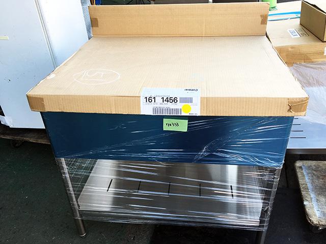 S 1SN090C0B1 愛知にて、厨房機器 LIXIL 一槽シンクを買い取りいたしました。