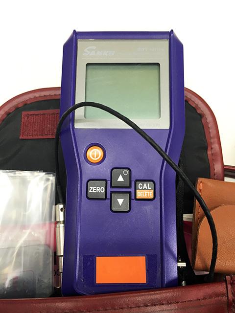 SWT 9000 愛知にて、工具 サンコウ電子 膜厚計を買い取りいたしました。