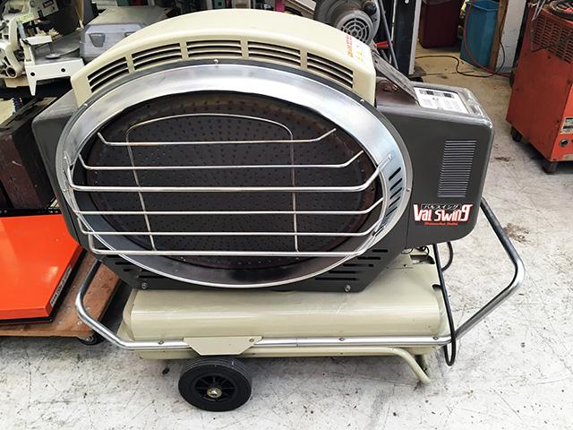 VAL6SG2 愛知にて、工具 静岡製機 赤外線オイルヒーター 業務用ヒーター VAL6SG2を買取致しました。