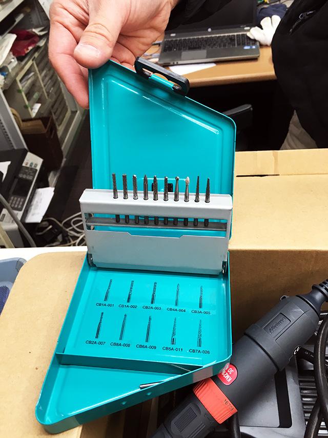 minimo 2 三重にて、工具 ミニモ ワーパック、ハンドピースを買い取りいたしました。