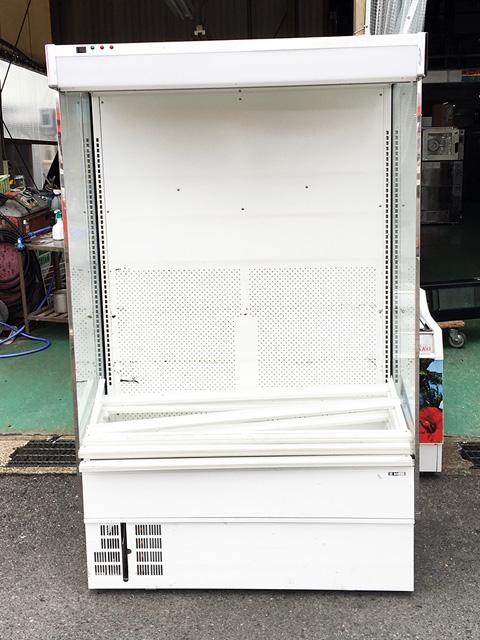 RS TG4Z B 岐阜にて、厨房機器サンデン 多段冷蔵ショーケースをまとめて買取いたしました。