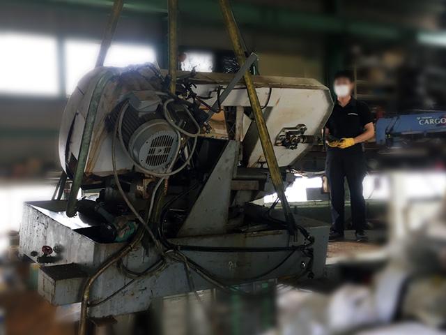 CB32FB tsuriage 岐阜にて、工具 日立工機 バンドソーCB32FBを買取いたしました。