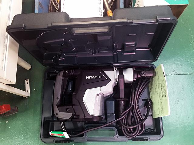 DH40SE 愛知にて、工具、日立工機 ハンマードリルDH40SEを買取いたしました。