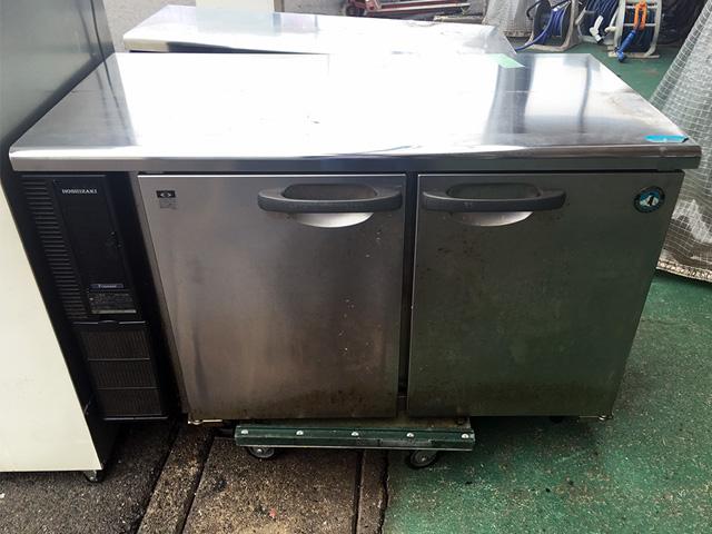 FT 120PNE1 三重にて、厨房機器 ホシザキ製のコールドテーブルをまとめて買取いたしました。