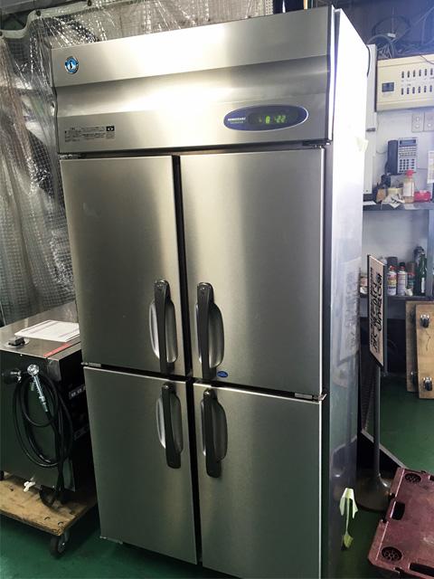 HRF 90ZT 三重にて、厨房機器 ホシザキ 業務用冷凍冷蔵庫 HRF 90ZT買取いたしました。