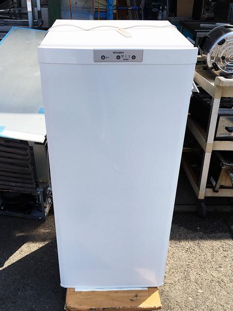 MF U12N W1 愛知にて、厨房機器、三菱ノンフロン冷凍庫 MF U12N W1を買取いたしました。