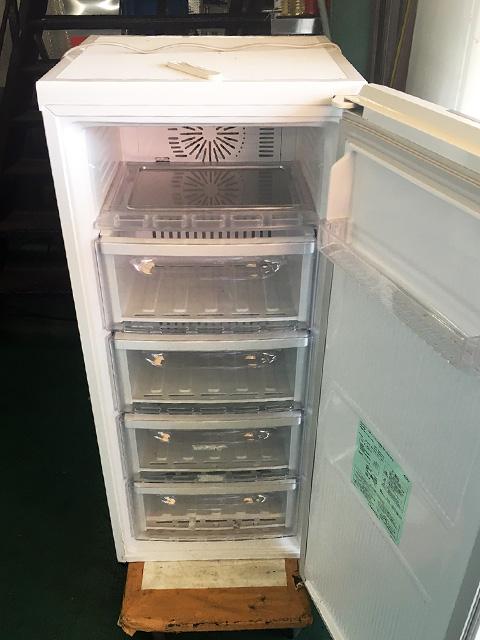 MF U12N W1 konai 愛知にて、厨房機器、三菱ノンフロン冷凍庫 MF U12N W1を買取いたしました。