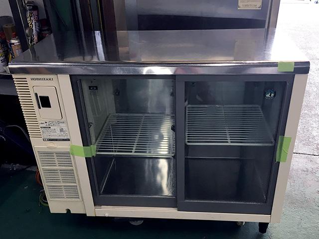 RTS 100STB2 岐阜にて、厨房機器 ホシザキテーブル形冷蔵ショーケースRTS 100STB2を買取致しました。
