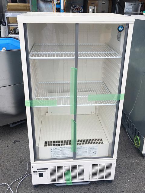 SSB 70C2 愛知にて、厨房機器 ホシザキ小形冷蔵ショーケースを2台まとめて買取致しました。