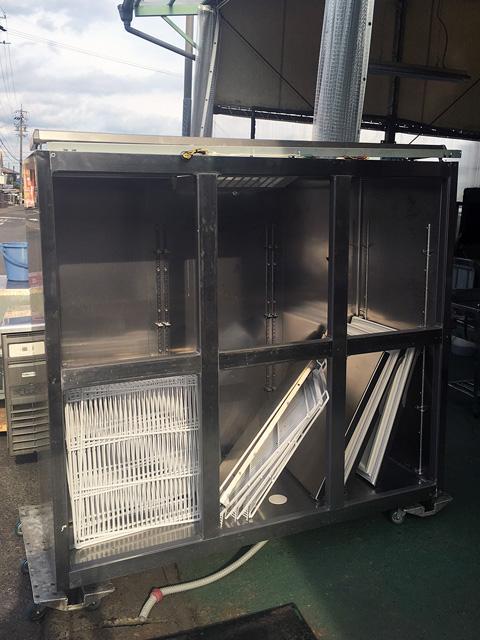 ARD 180RMD 愛知にて、厨房機器、フクシマ 業務用縦型冷凍庫ARD 180RMDを買い取りいたしました。