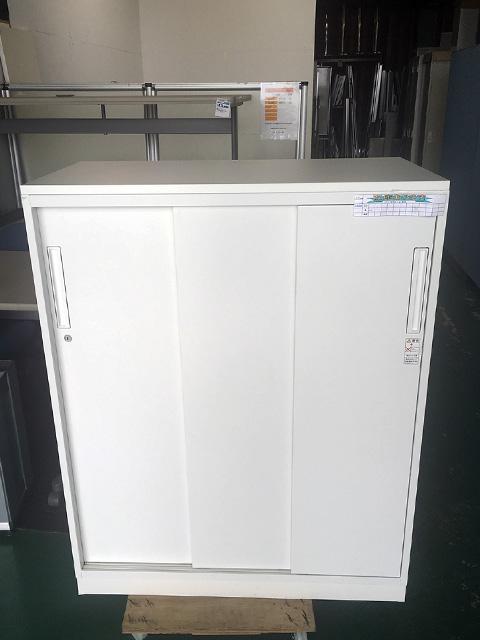 BWUH HD359SAW 愛知にて、オフィス家具 コクヨ エディアシリーズ3段引違い書庫を多数買取いたしました。