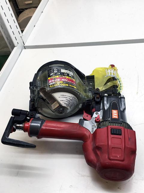 HN 90N 愛知にて、工具 MAX 釘打ち機HN 90Nを買取致しました。