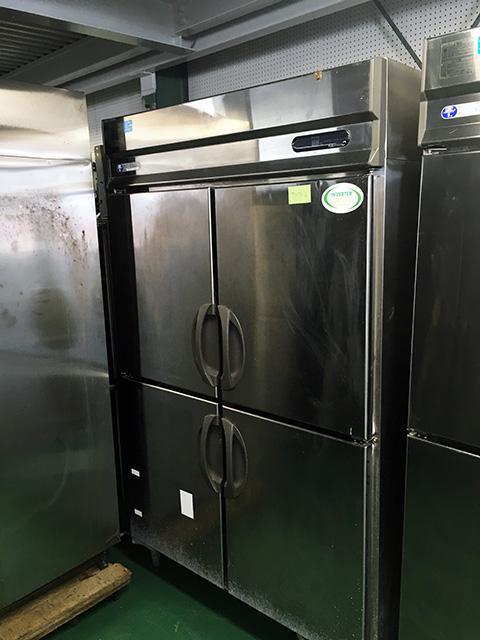 IRD 40RMTA F 岐阜にて、厨房機器、フクシマ 業務用縦型冷凍庫、冷蔵庫を合わせて買い取りいたしました。