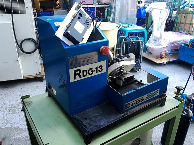 RDG 13 愛知にて、工具 OSG全自動ドリル研削盤RDG 13を買取致しました。