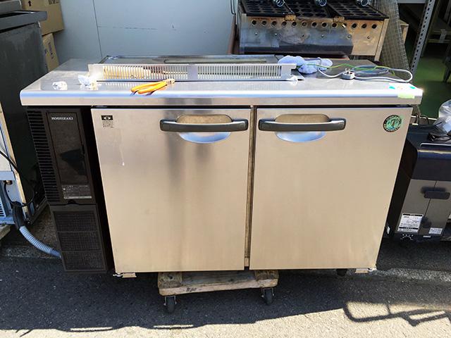 RT 115PTE1 TH 愛知にて、厨房機器 ホシザキ冷蔵コールドテーブルRT 115PTE1 THを買取いたしました。