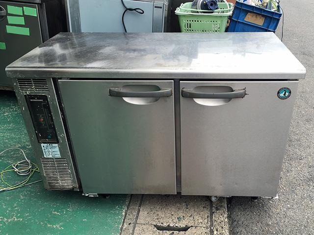 RT 120PNC 愛知にて、厨房機器 ホシザキ冷蔵コールドテーブルRT 120PNCを買取いたしました。