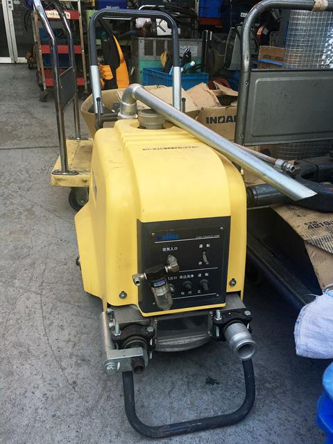 SQP 4 2 愛知にて、工具、セイワ 塗装機すくいず君SQP 4を買取いたしました。