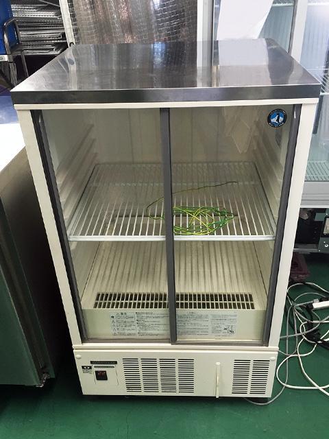 SSB 63CL2 岐阜にて、厨房機器 ホシザキテーブル形冷蔵ショーケースSSB 63CL2を買取いたしました。