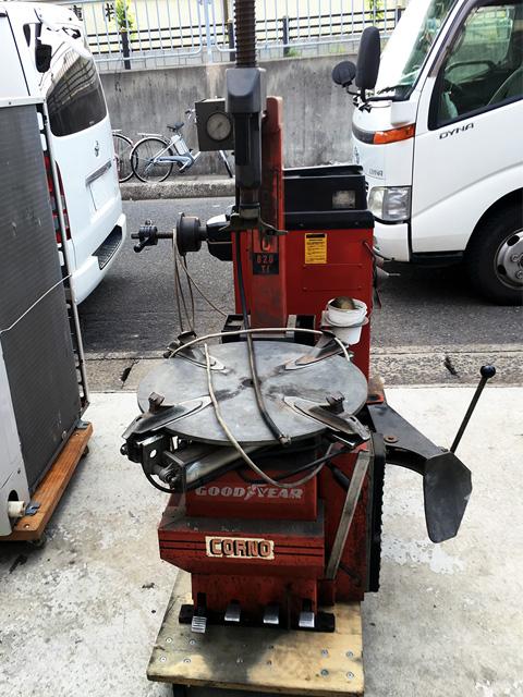 CORNO820TI 岐阜にて、工具 自動車整備機器をまとめて買い取りいたしました。