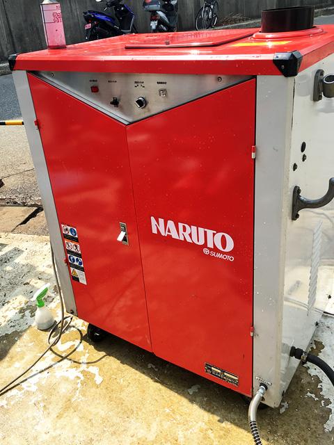 HWV 902 愛知にて、自動車工場から整備機械をまとめて買取致しました。